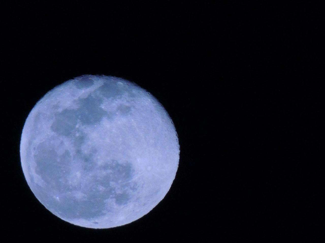 Full Moon in Bladen County 4