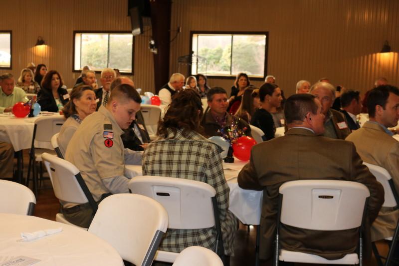 Boy Scout Bladen County Politicians Appreciation Day