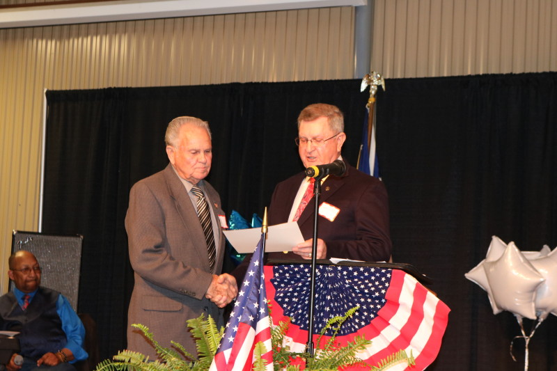 Billy Ray Pait Bladen County Politicians Appreciation Day