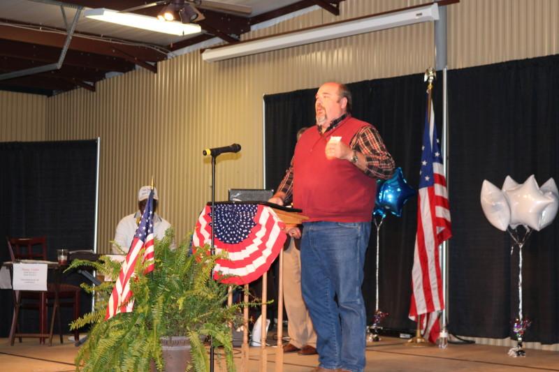 Retired Judge Marion Warren Bladen County Politicians Appreciation Day