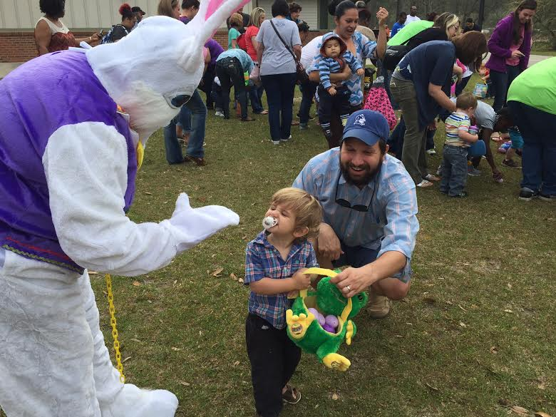 Jones Lake State Park holds Easter Egg Hunt, marks state parks centennial 6