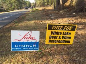 White Lake Vote for Referendum