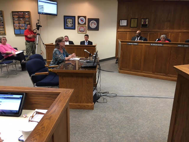 Bladen County Commissioners Meeting