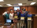 Bladen County winners of Keep Bladen Beautiful contest