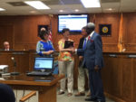 Patricia T. Smith retires from Bladen County