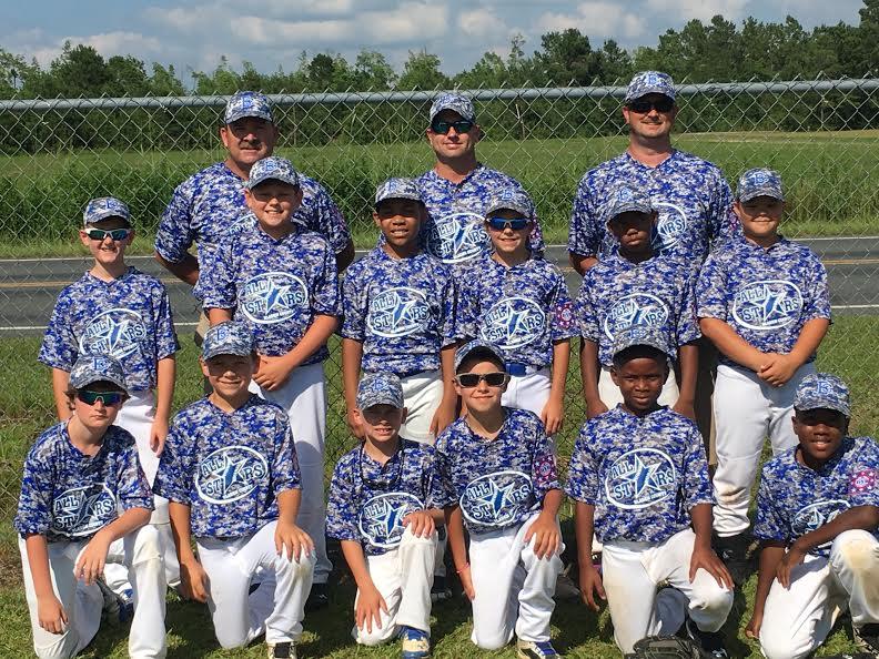Bladen County AAA (Minors) All-Stars