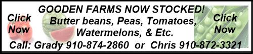Gooden Farms Veggies for Sale