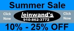 Leinwands Summer Sale