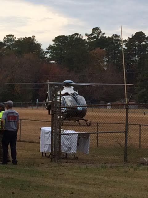 airlifting-patient-from-bladenboro