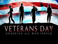 Bladen County Offices, Agencies Announce Veterans Day Schedules