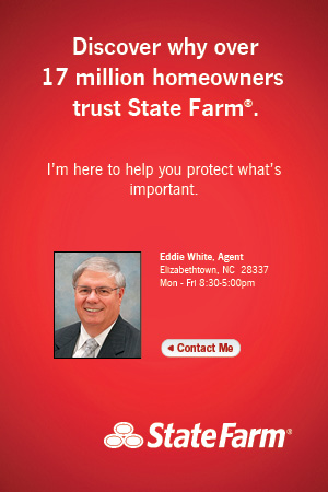 Discover with State Farm Eddie White
