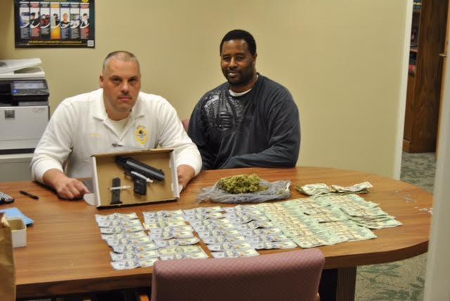 Bladen County drug bust in Elizabethtown - BladenOnline com