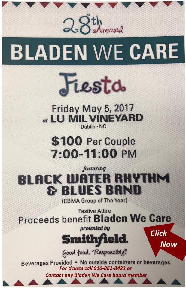 Bladen We Care Gala