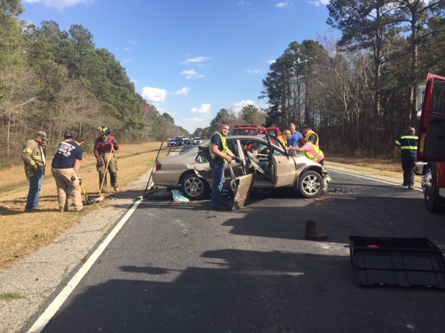 Bladenboro Crash NC 211