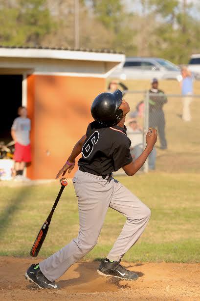 Bladenboro vs ETOWN baseball 12
