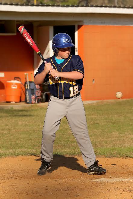 Bladenboro vs ETOWN baseball 2