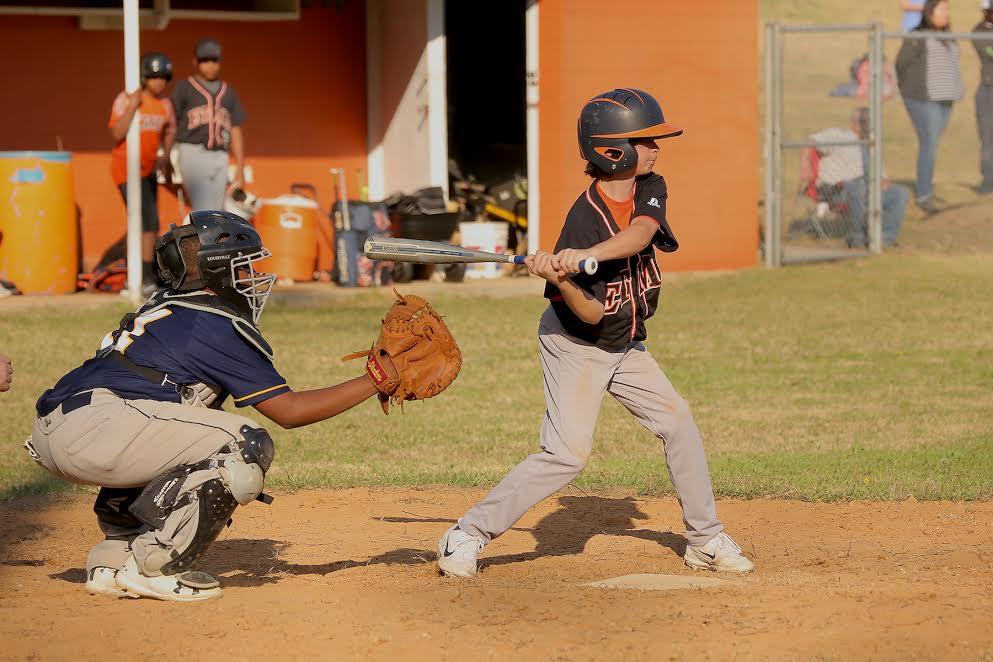 Bladenboro vs ETOWN baseball 5