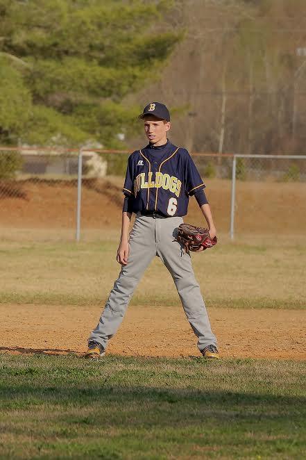 Bladenboro vs ETOWN baseball 6