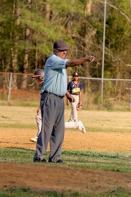 Bladenboro vs ETOWN baseball 8