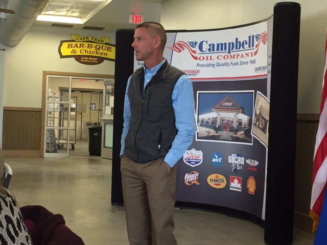 Brian Campbell Chamber