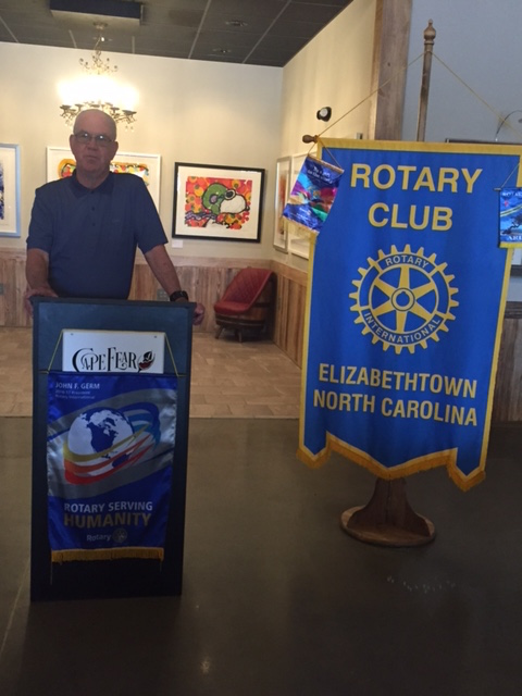 Rotary Bladen We Care