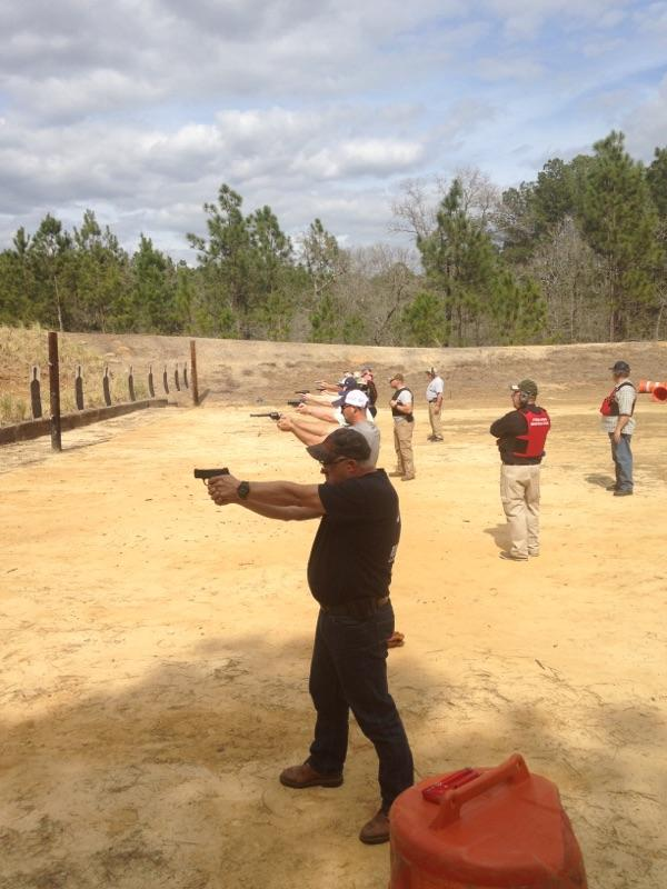 Sheirff Concealed Carry Class 2