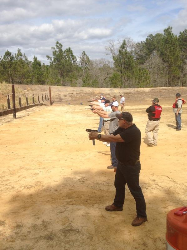 Sheriff Concealed Carry Class