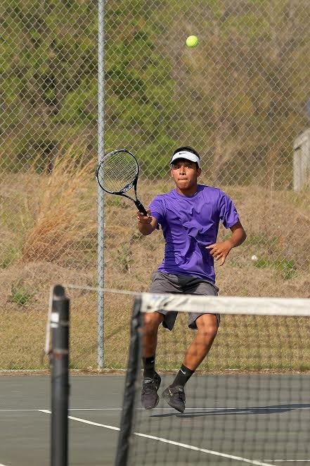 West vs East boys tennis 1