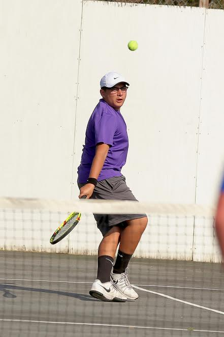 West vs East boys tennis 7