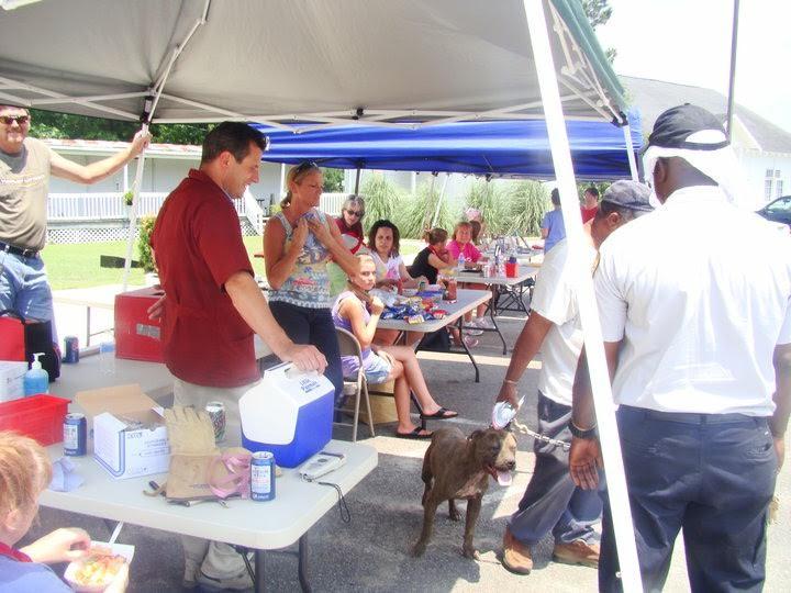 1 Bladen County Rabies Clinics 2010