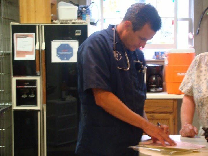 3 Bladen County Rabies Clinics 2010