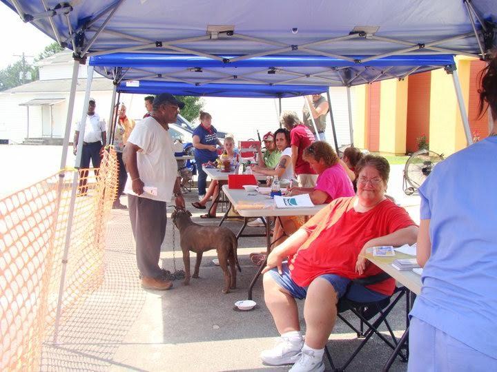 Bladen County Rabies Clinics 2010
