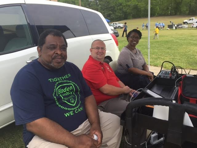 Special Olympics held at Elizabethtown Middle School Thursday; Smiles in Abundance