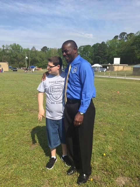 Special Olympics held at Elizabethtown Middle School Thursday; Smiles in Abundance 12