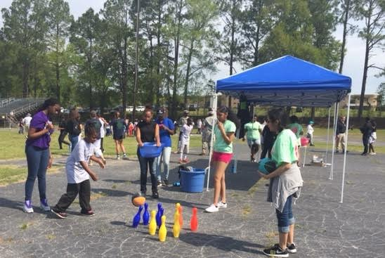 Special Olympics held at Elizabethtown Middle School Thursday; Smiles in Abundance 2