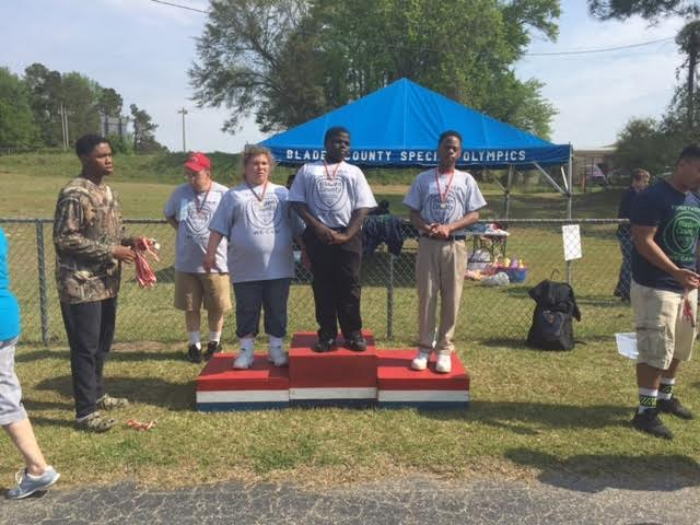Special Olympics held at Elizabethtown Middle School Thursday; Smiles in Abundance 3