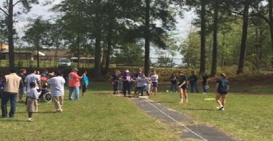 Special Olympics held at Elizabethtown Middle School Thursday; Smiles in Abundance 9