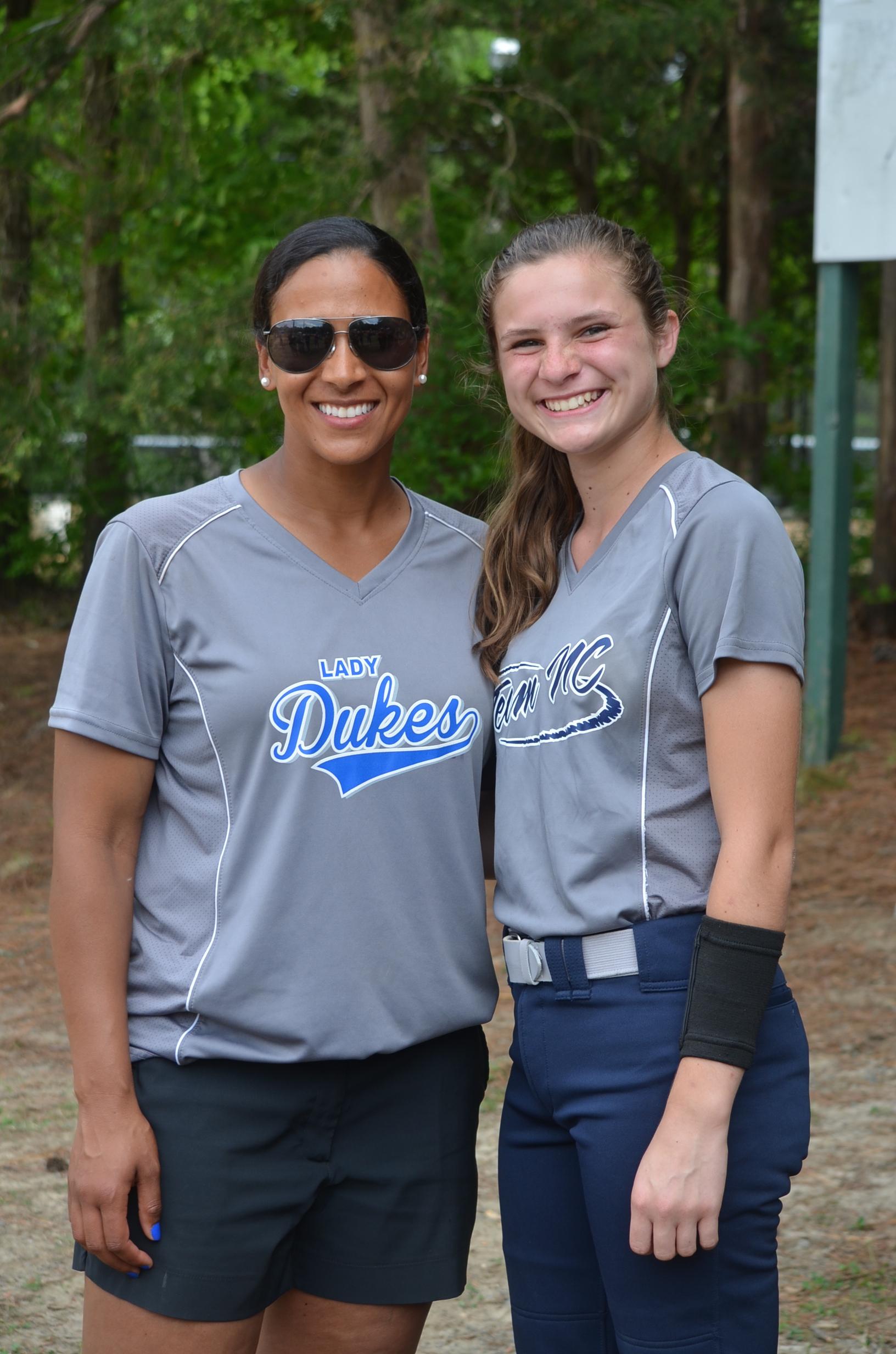 Duke Softball 9