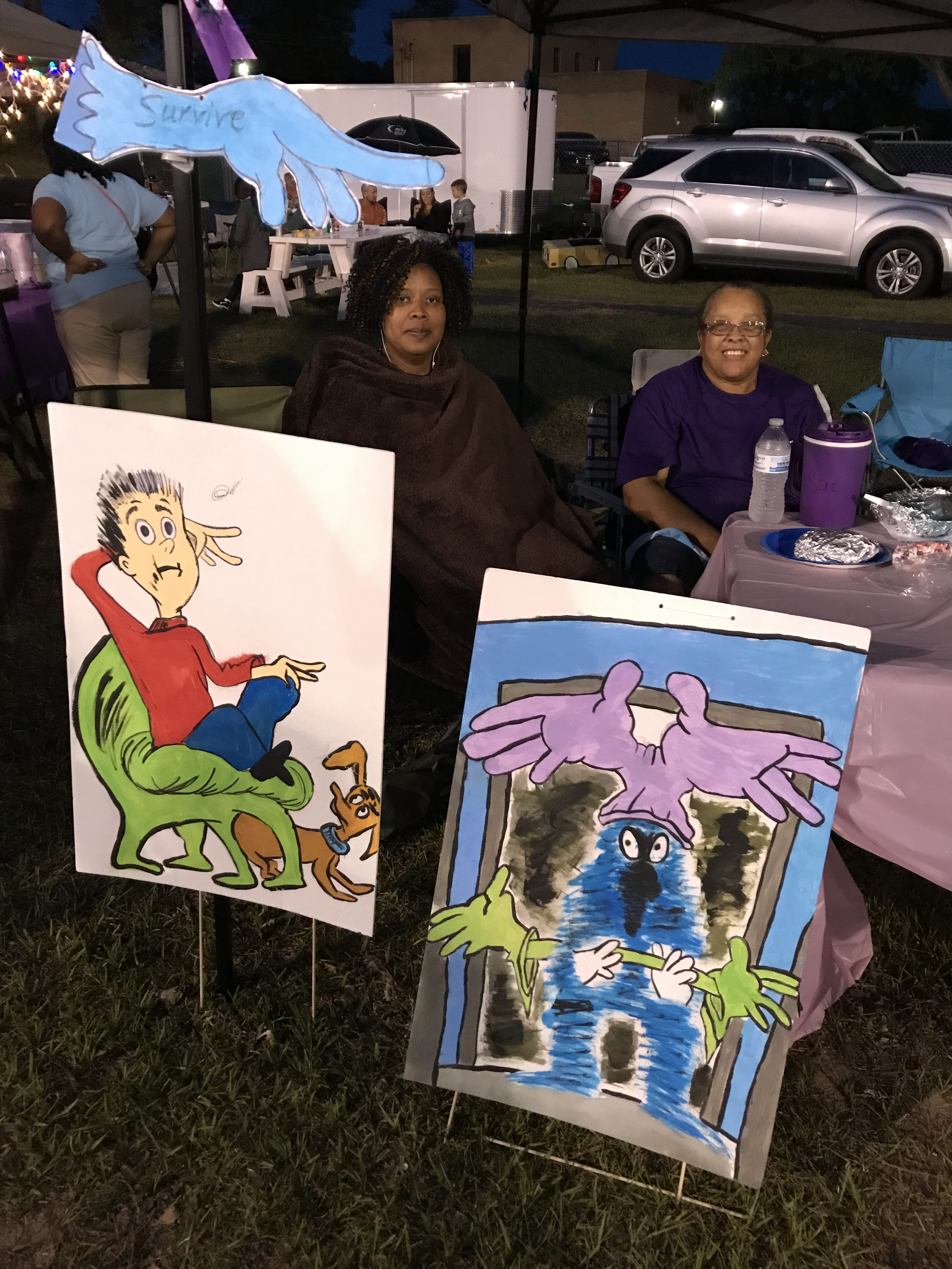 Bladen 2017 Relay for Life