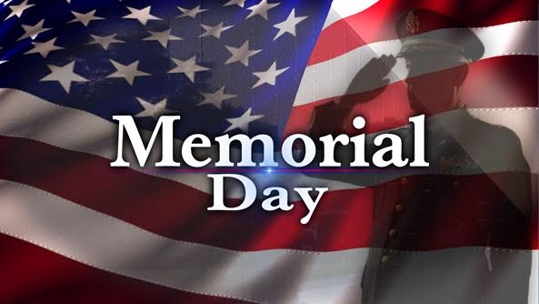 Memorial Day recognitions