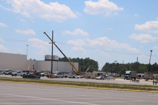 Smithfield Foods to gain truck entrances
