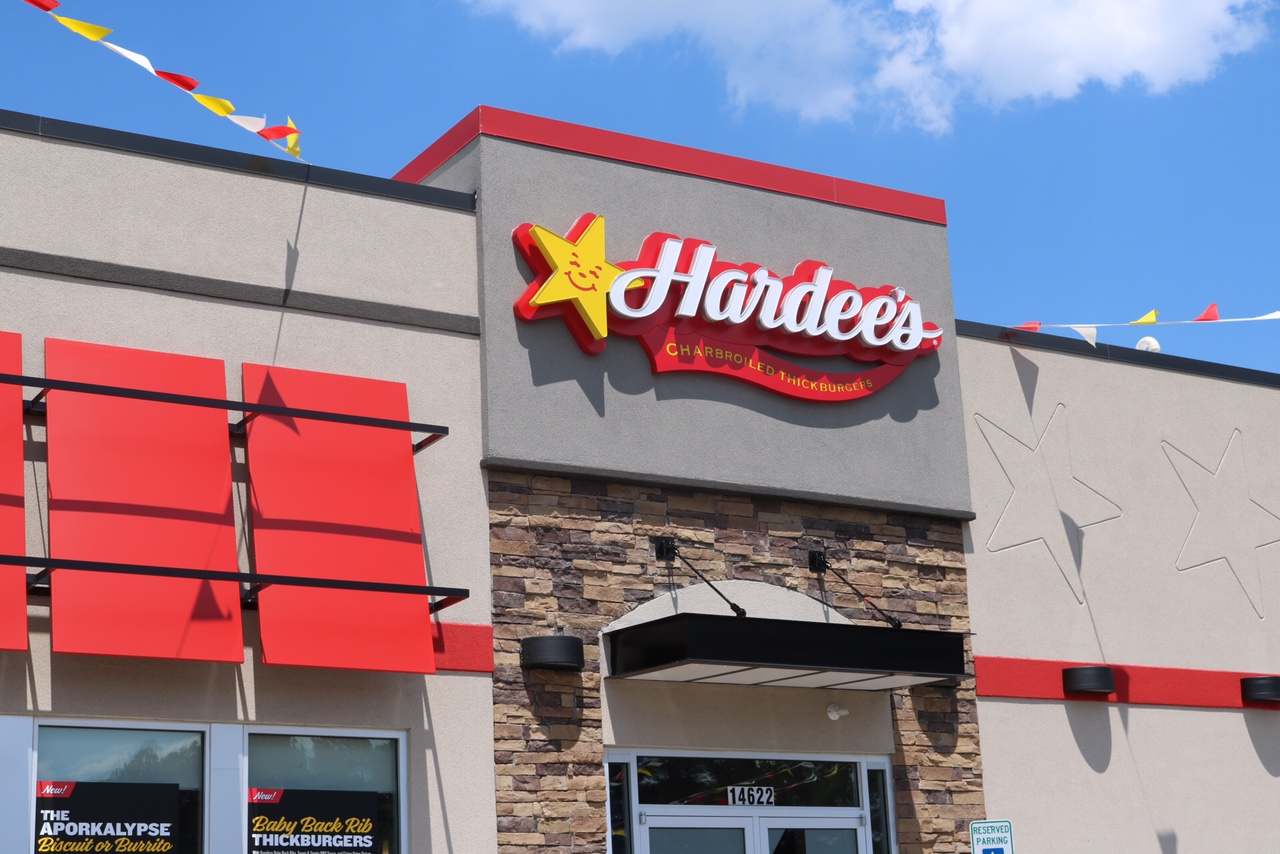 Marching orders at a new Hardee's - BladenOnline.com