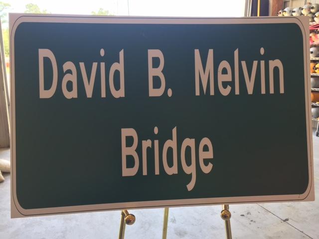 David B. Melvin Bridge