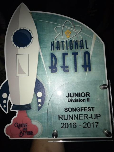 Nationa Beta CSD Songfest