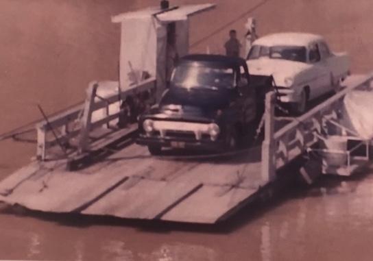 Tar Heel Bridge Ferry 1