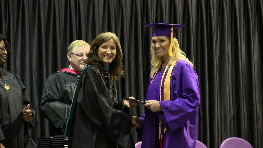 West Bladen Graduation 10