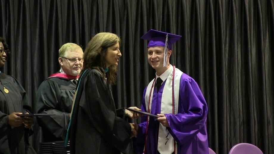West Bladen Graduation 11