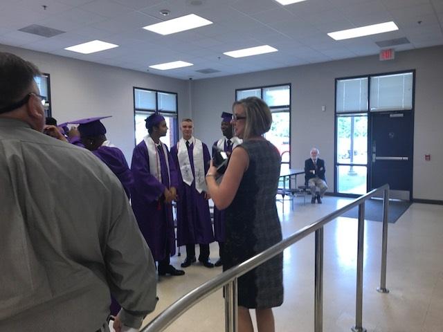 West Bladen Graduation 13