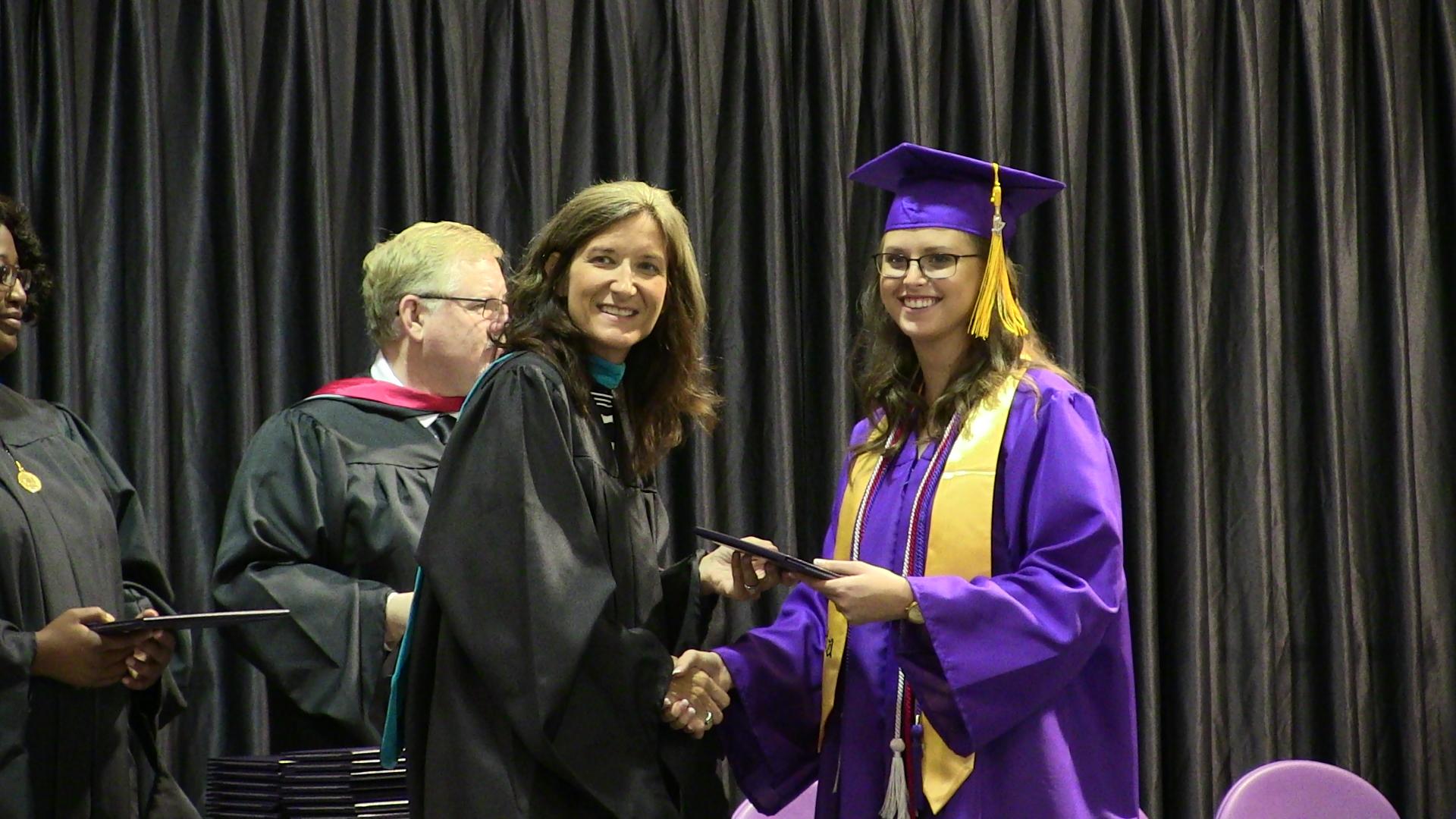 West Bladen Graduation 2