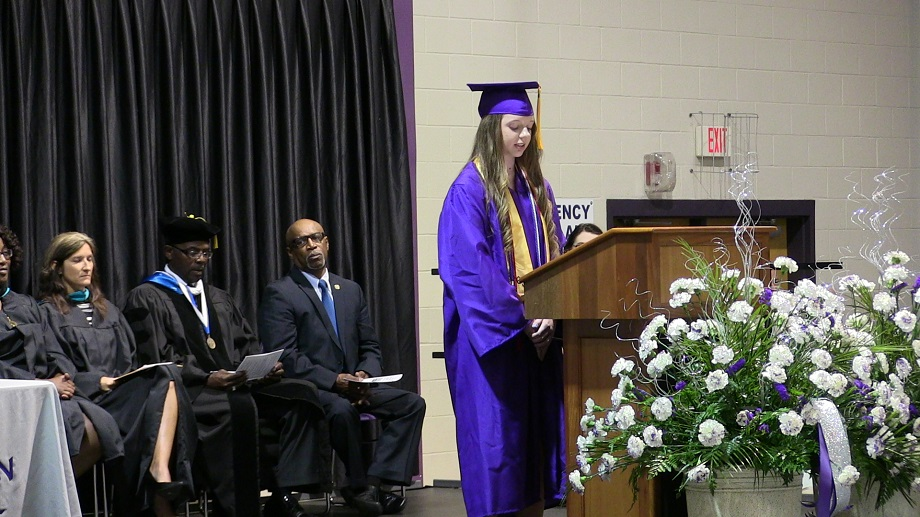 West Bladen Graduation 5